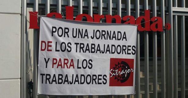 Demanda Sitrajor que JLCA acate amparo a favor del sindicato La Jornada