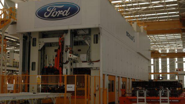 Ford indemnizará a SLP por cancelar planta