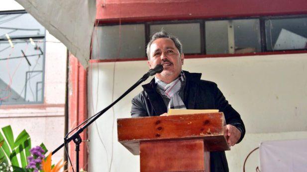 Delegado de Tláhuac afirma que no ha sido requerido por la PGJCDMX