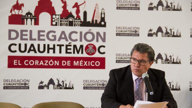 Exoneran a Ricardo Monreal de conflicto de interés