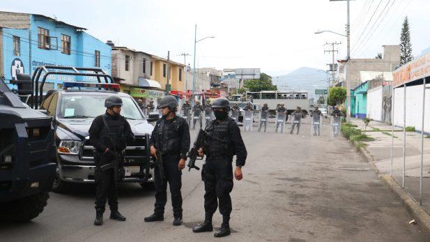 """""""El Ojos"""" fue abatido en Tláhuac por la Marina"""