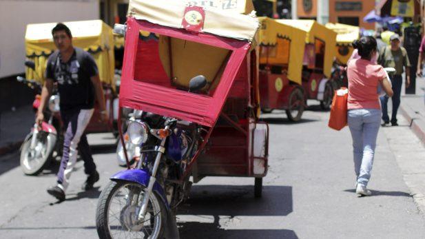 Mototaxis en Tláhuac no serán regulados: Semovi