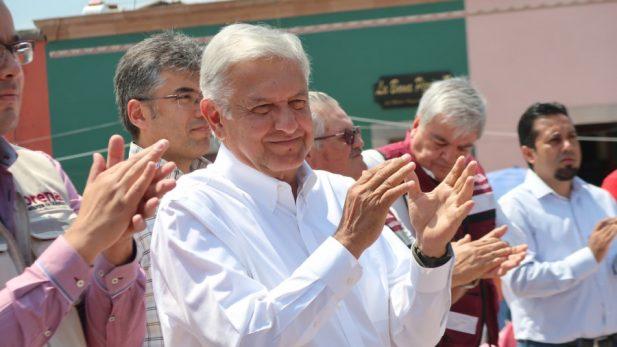 AMLO: quieren usar a delegado de Tláhuac para manchar a Morena