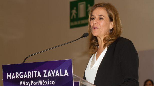 TEPJF ordenó revisar dos videos de Margarita Zavala