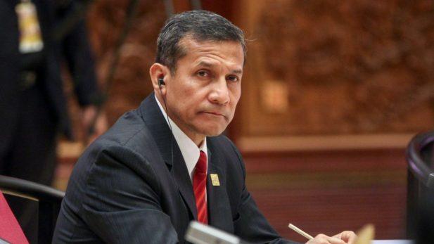 Justicia analiza pedido de prisión contra Ollanta y Nadine — EN VIVO