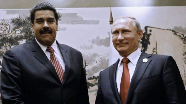Presidentes Putin y Maduro abordaron la crisis política en Venezuela