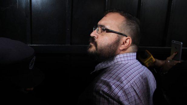 Javier Duarte podría ser extraditado en 15 días