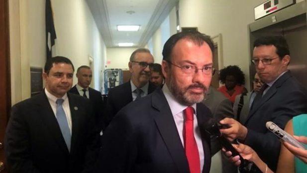 Luis Videgaray rechazó espionaje ilegal