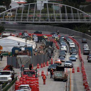 Viaducto en Paso Express estará listo en 10 semanas