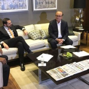 Gobierno de Morelos y SCT acuerda reparar Paso Express
