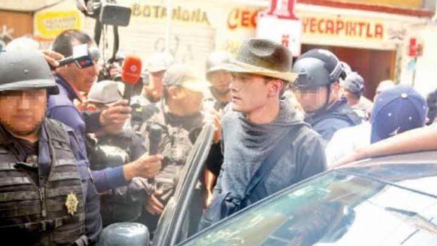 """Sobrino """"El Ojos"""" trabajó en la delegación Tláhuac"""