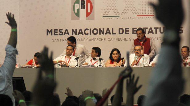 PRI abre la puerta a la candidatura de José Antonio Meade