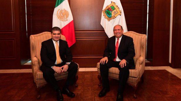 Sin dictamen del TEPJF, inicia transición de Gobierno de Coahuila
