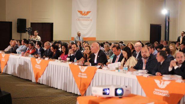 MC presentará candidato presidencial en elecciones de 2018