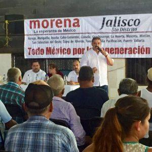 EU vincula al narco con empresa del diputado de Morena Carlos Lomelí