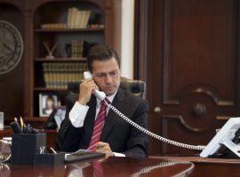 Transcripción de llamada Peña-Trump confirma nuestra versión: Presidencia
