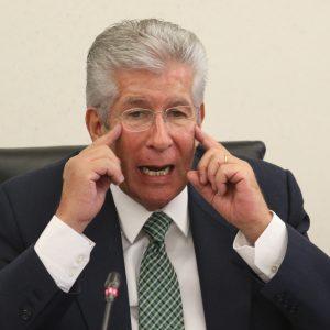 Niega Ruiz Esparza advertencias de Morelos sobre Paso Express