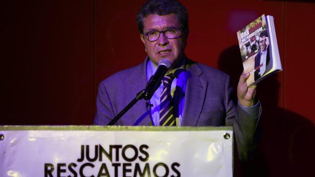 De saber que iba a perder, no participo en elección: Ricardo Monreal