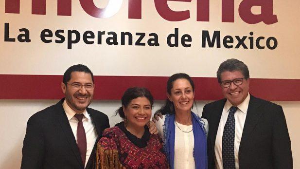 PRD se va contra Morena y los denuncia
