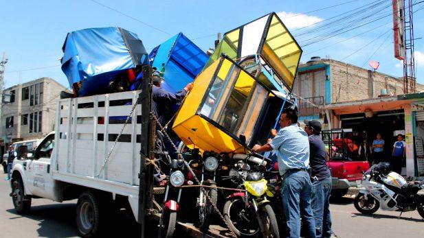 Mototaxistas de Tláhuac exigen regularización