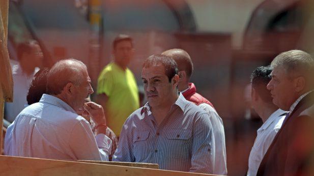 Confirma Cuauhtémoc Blanco que busca guberantura de Morelos