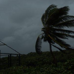 """Franklin"" se convierte en huracán 1"