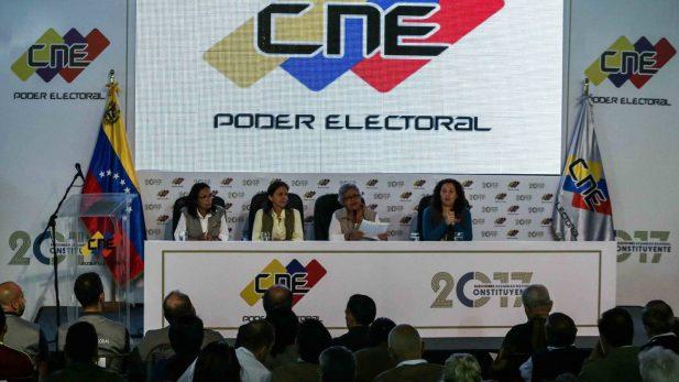 94 % de las mesas de votación para Constituyente están operativas — CNE venezolano