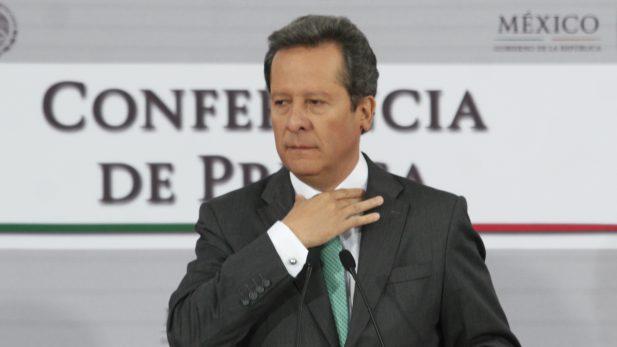 Acude Emilio Lozoya a PGR por caso Odebrecht