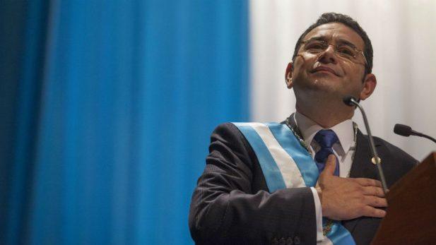Familiares del presidente de Guatemala van a juicio por corrupción