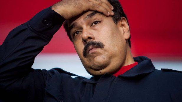 Hackean masivamente webs del Gobierno venezolano y llaman a protestar contra Maduro