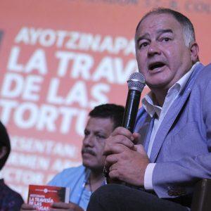 PF investiga amenazas contra Héctor de Mauleón