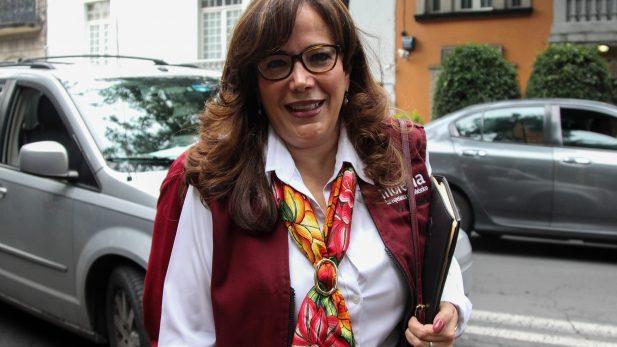 """Encuesta no es opaca, se cuida la """"secrecía"""", dice Morena"""