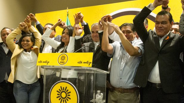 PRD propone prorrogar mandato de Alejandra Barrales