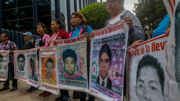 Hay avances en caso Iguala pero faltan puntos que atender: padres de los 43