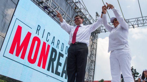 Monreal va por Jefatura de Gobierno de la CDMX con o sin Morena