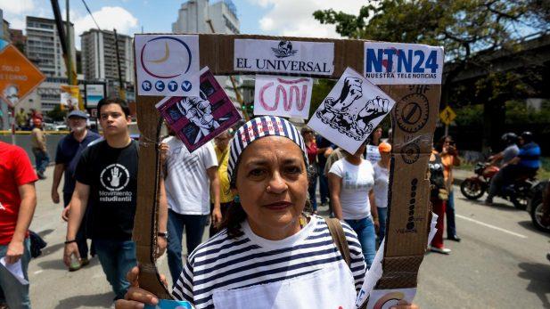 Abusos de la Constituyente en Venezuela