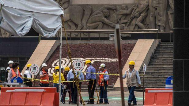 Analizan demoler edificio de la SCT debido a daños por sismo