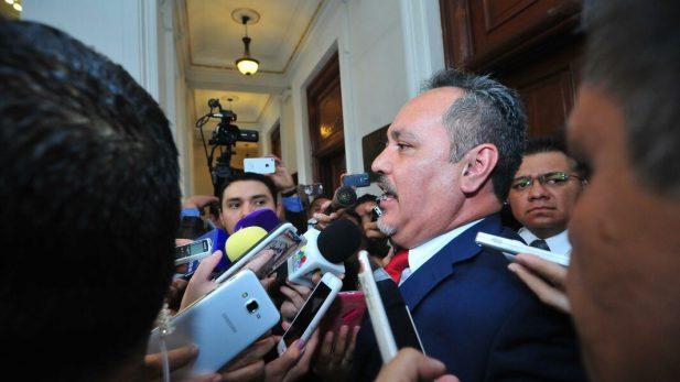 Remoción de Rigoberto Salgado se define el 14 de noviembre