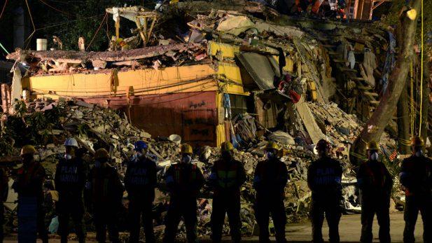 Más de cuatro mil réplicas a días del terremoto