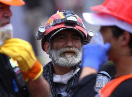 Hay 285 muertos por sismo en Morelos, Puebla y CDMX