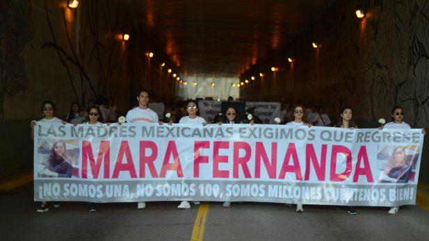 Procesan a conductor de Cabify por secuestro de Mara Fernanda
