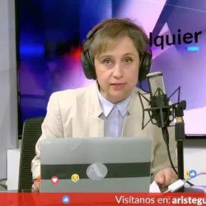 """Aristegui Noticias, Televisa y varios otros medios generaron un espectáculo llamado """"Frida"""""""