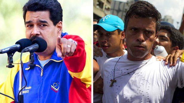 Maduro afirma que opositor López participó en diálogos