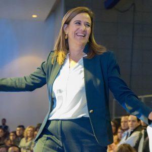 Zavala pide a Frente por México precisar reglas para candidatura