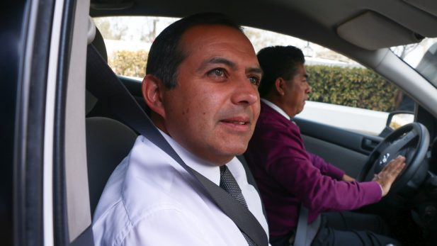 Niega Ernesto Cordero que PRI lo impuso como presidente del Senado