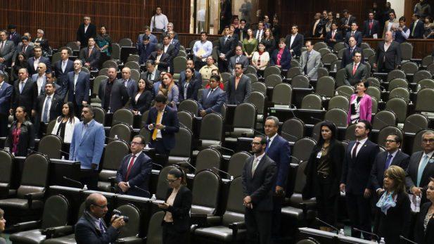 Diputados aplazan eliminación del pase automático a fiscalía