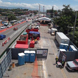 Faltan por revisar nueve contratos del Paso Express: SFP