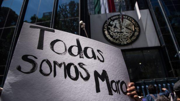 Clausuran bar del que salió Mara Fernanda el día que desapareció