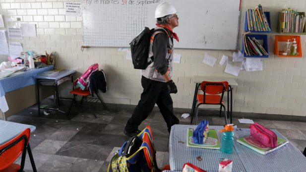 Regresan a clases sólo 103 escuelas de la CDMX