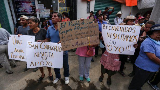 Recibe CNDH 50 quejas por sismo del 19S